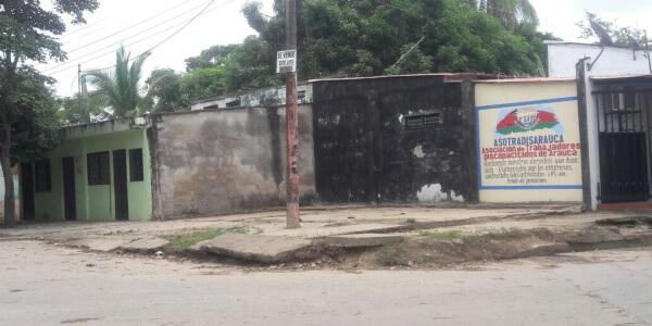 Lote en venta en Arauca, Arauca barrio San Luis