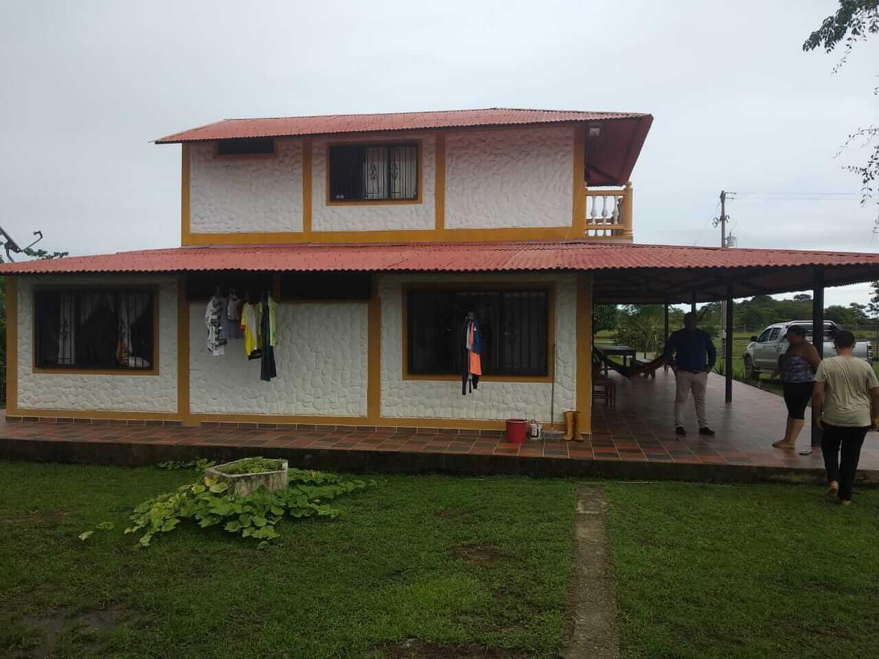 Finca en renta Arauca- Arauca, Vereda Barrancones